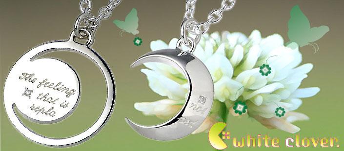 white clover(ホワイトクローバー) ステンレス/シルバーアクセサリー