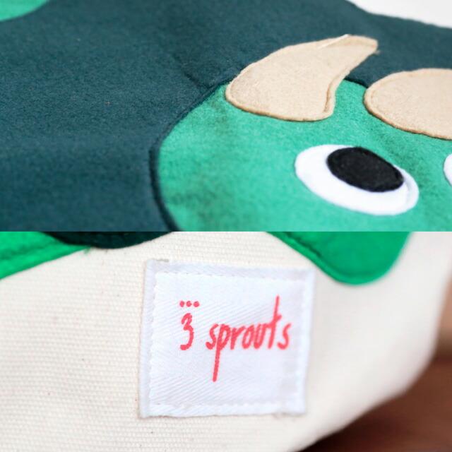 3sprouts(スリースプラウツ) ストレージビン