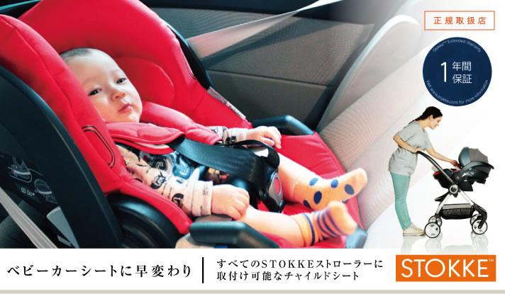 STOKKE(ストッケ) iZi Go X1(イージーゴー エックスワン) by BeSafe