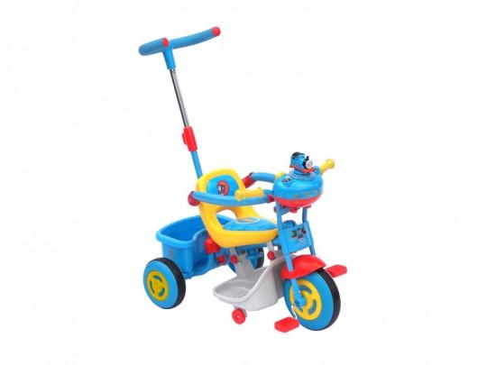 かじ取り きかんしゃトーマス 三輪車の画像