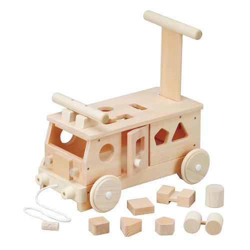 W-029 森のパズルバスの画像