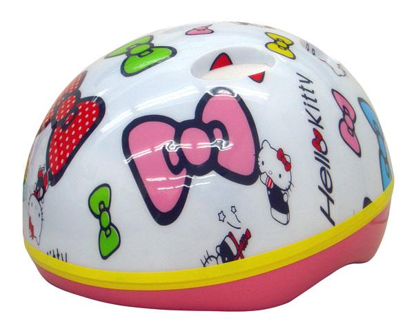 SG対応 ヘルメット ハローキティ(リボン)の画像
