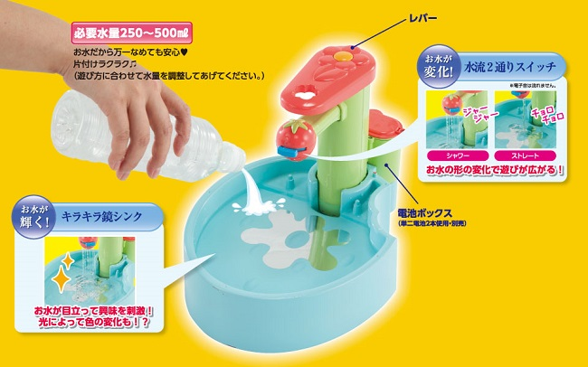 お水の知育 (エンドレス循環式)の画像