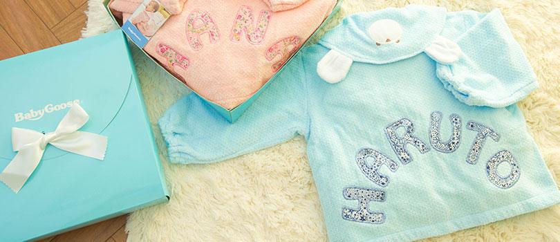 アップリケ刺繍