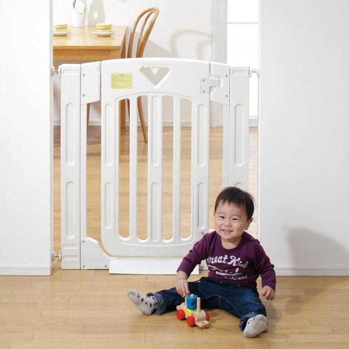 日本育児 スマートゲイト2[ミルキー] スマートゲート2 ベビーゲート
