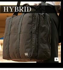 ポーター 吉田カバン porter 【代引&送料無料】 ビジネス キャリー ドッキング ハイブリッド HYBRID