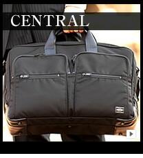 ポーター 吉田カバン porter 【代引&送料無料】 ビジネス 格上げ 一生もの セントラル CENTRAL