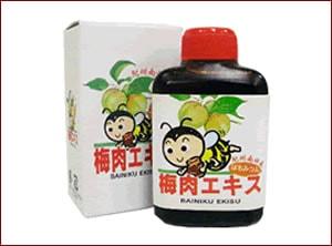 梅肉エキス蜂蜜入70g