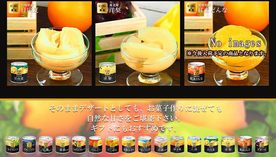 缶詰め にっぽんの果実 瀬戸内産 伊予柑 190g(2号缶) フルーツ 国産