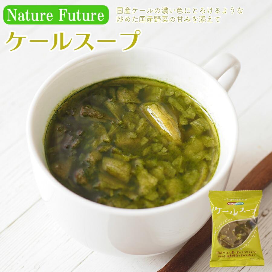 NF ケールスープ フリーズドライ スープ