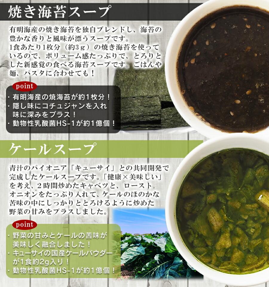 フリーズドライ 無添加 味噌汁&スープセット17種34食セット