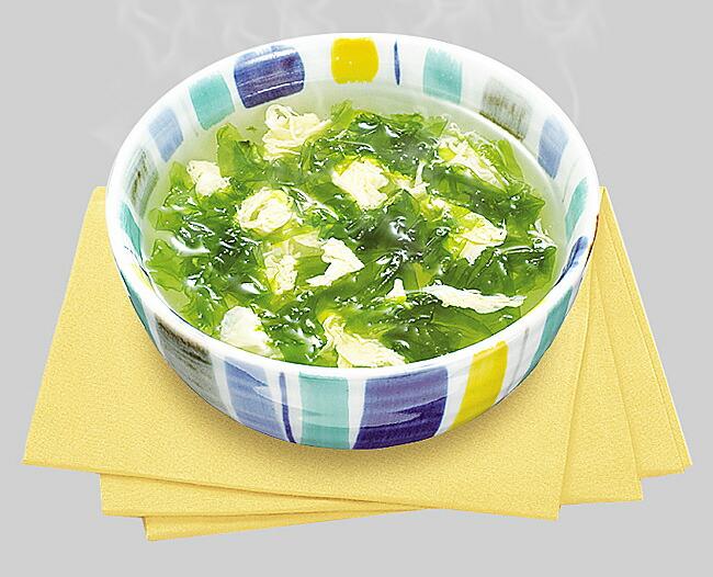 フリーズドライみそ汁&スープ