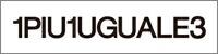 1PIU1UGUALE3 ウノピュウノウガーレトレ
