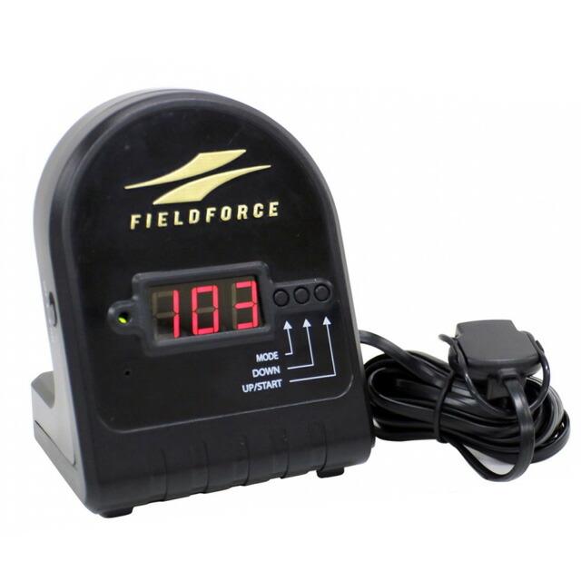 【フィールドフォース】 インパクトパワーメーター 計測器 バッティング 測定 素振り スウィング回数 カウント FIMP-300ST
