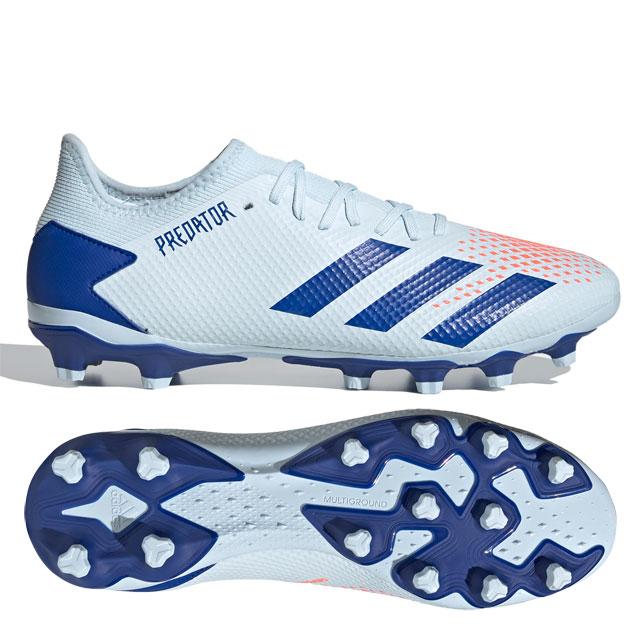 【アディダス】 サッカースパイク プレデター 20.3 L HG/AG スカイティント 土 人工芝 <BR>【adidas2020Q4】 <BR>FY5392