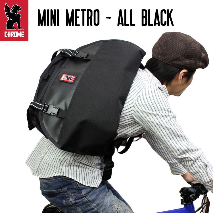 CHROME/クローム/Mini Metro/メッセンジャーバッグ/Small/