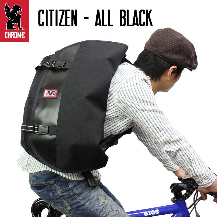 CHROME/クローム/CITIZEN/メッセンジャーバッグ/ミディアム/