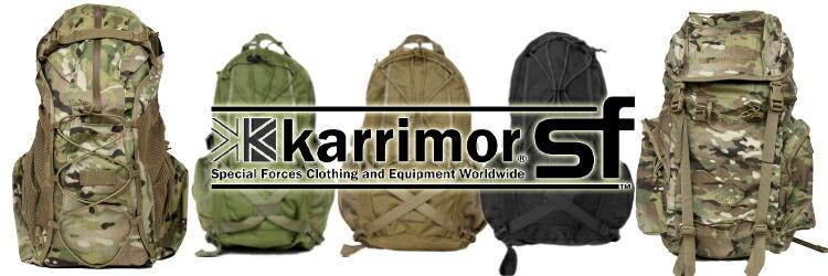 KarrimorSF ブランドイメージ画像