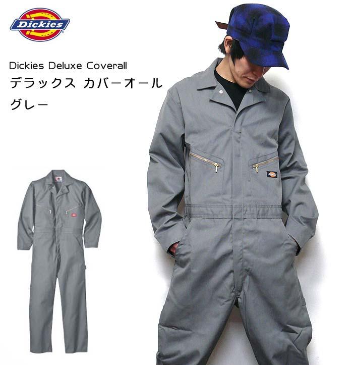 Dickies Deluxe Coverall デラックス カバーオール