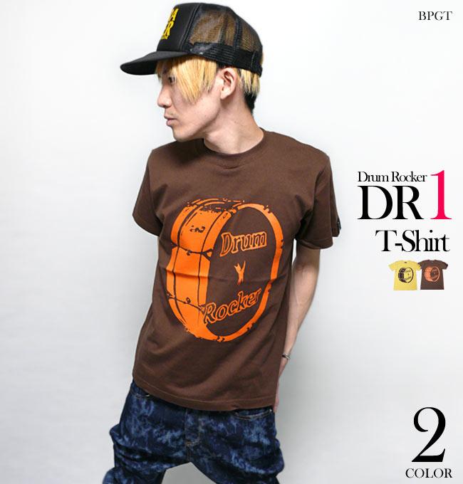 Drum Rocker ドラムロッカー Tシャツ BPGT バンビ グラフィックTシャツ ロックTシャツ オリジナルTシャツ Tee 半袖 メンズ レディース ユニセックス
