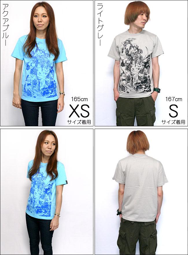 蟹座 ガール Cancer Girl Tシャツ baster great バスターグレード かに座 ギリシア神話 星座 神話 星空 オリジナルTシャツ 半袖 コラボT メンズ レディース ユニセックス