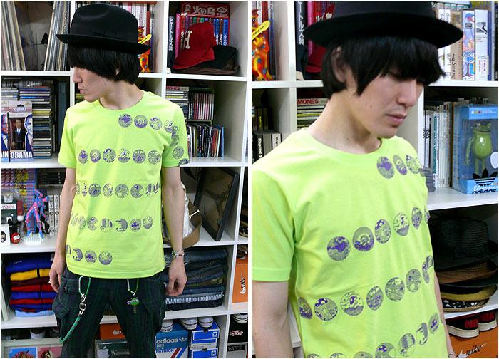 ドットライン もじゃの森 Tシャツ なかひらまい ストーリー コンセプトデザイン 絵本 コラボ オリジナルT 半袖Tee メンズ レディース ユニセックス