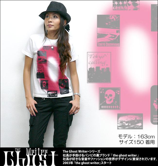 Gleam 0 ゼロ Tシャツ The Ghost Writer ザ・ゴーストライター グラフィック graphic フォトTシャツ オリジナル 半袖Tシャツ メンズ レディース ユニセックス ファッション