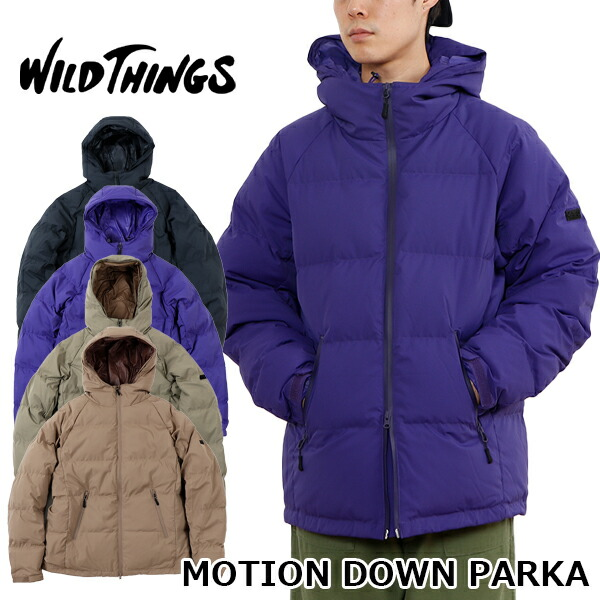 MOTION DOWN PARKA