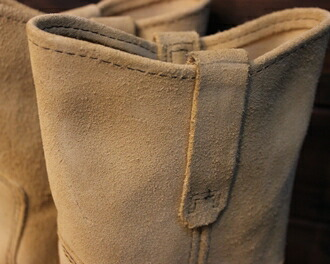 a3584bf5dbc RED WING HERITAGE WORK pekoe boots 9