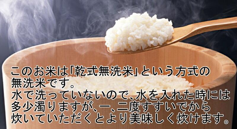 乾式無洗米