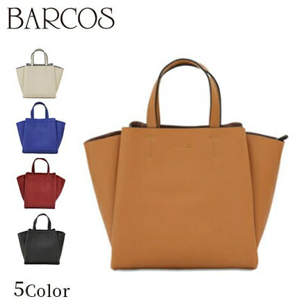 BARCOS ハンドバッグ シフォン スモール