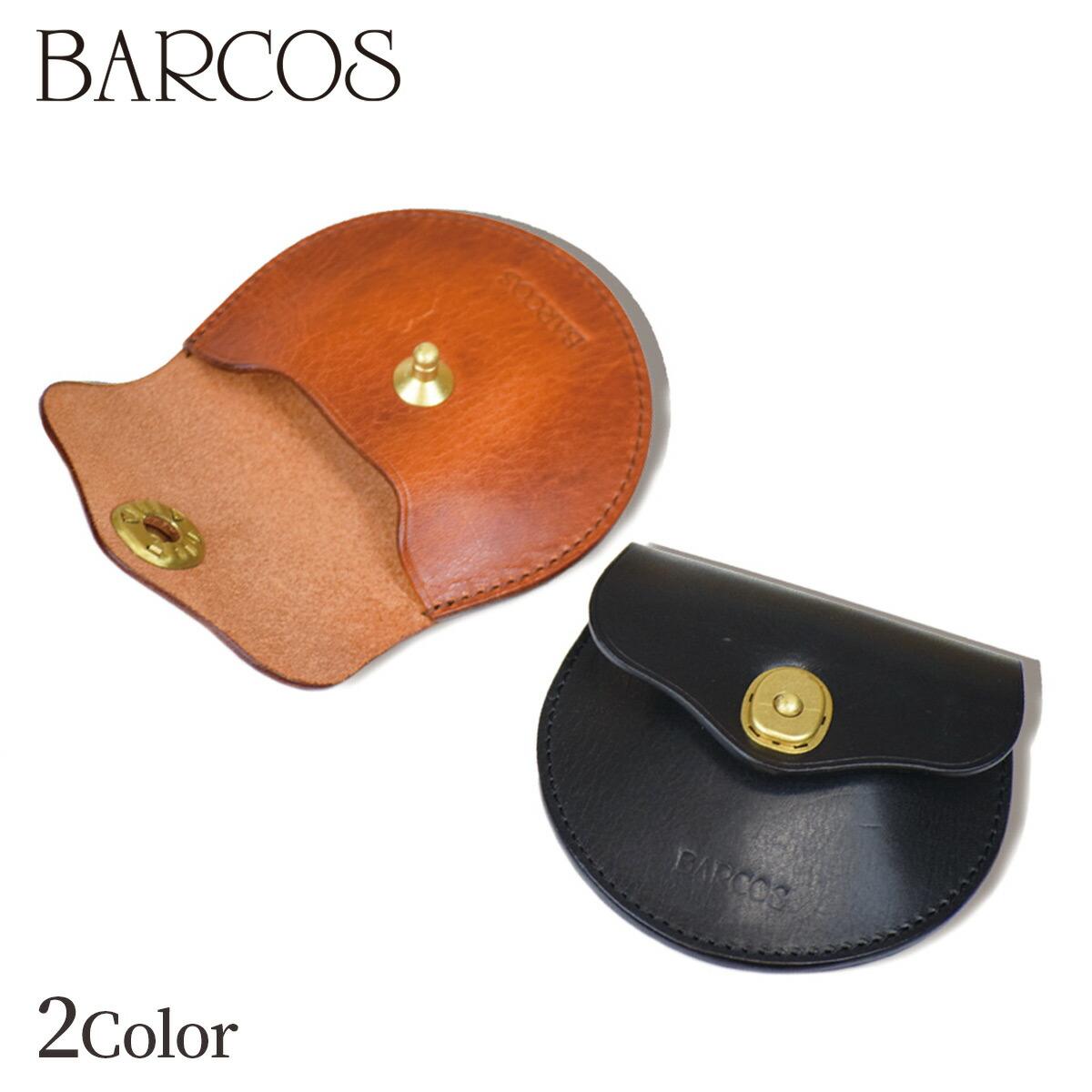 BARCOS U字型牛型コインケース ユニセックス 全2色
