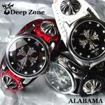 送料無料 腕時計 ウォッチ レザーウォッチ メンズ レザーブレスレットウォッチ