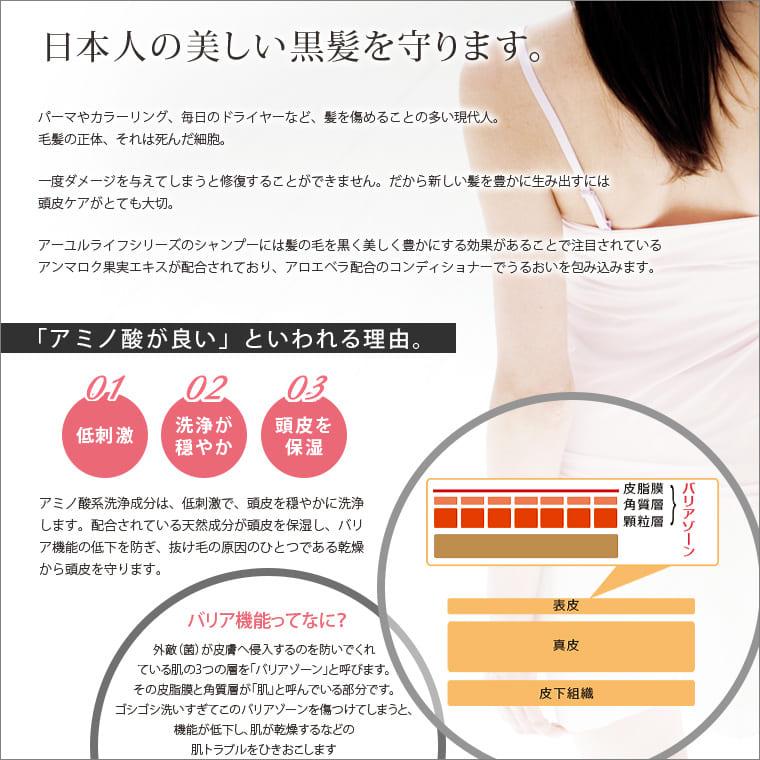 日本人の黒髪守ります