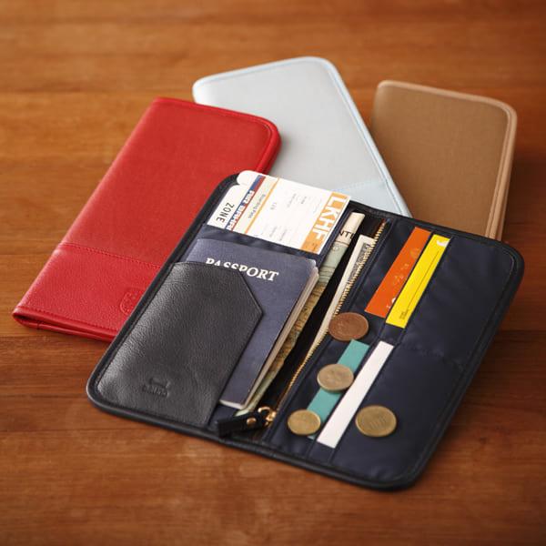 便利そうなパスポートケース