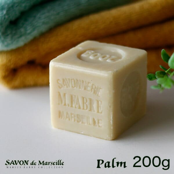 マルセイユ石鹸マリウスファーブル パーム/200g