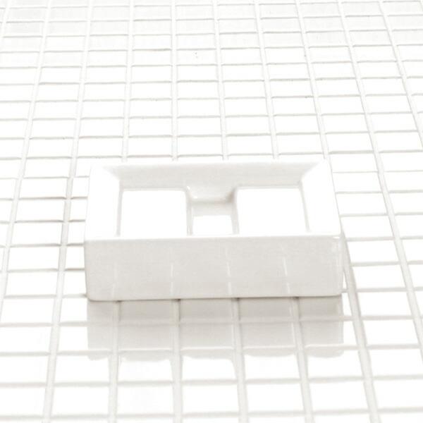 「ホワイトキューブ」ソープディッシュ