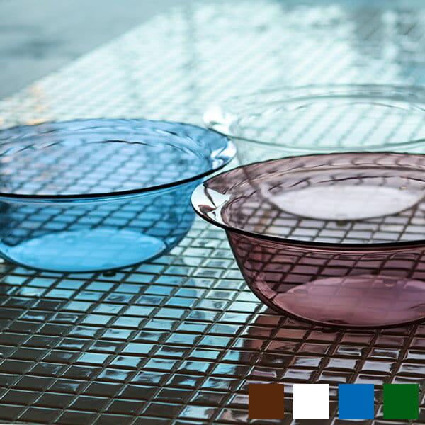 アクリル製洗面器 「favor(フェイヴァ)」