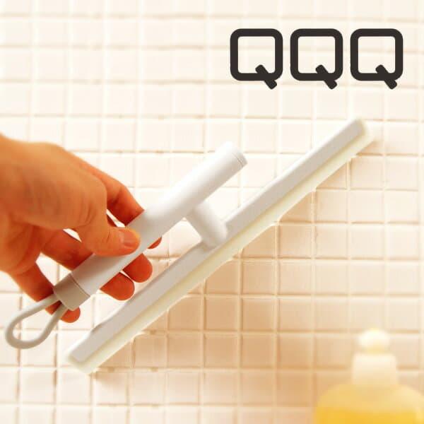 スクイージー「QQQ(キュキュキュ)」スリムスキージー