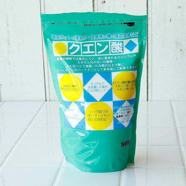 クエン酸(800g)