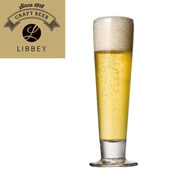 ビールグラス「LIBBEY(リビー)クラフトビア」カタリーナピルスナー