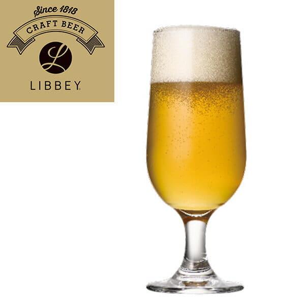 ビールグラス「LIBBEY(リビー)クラフトビア」エンバシーステム