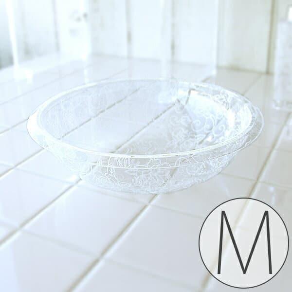 ウォッシュボール 「クリアローズ」Mサイズ 洗面器