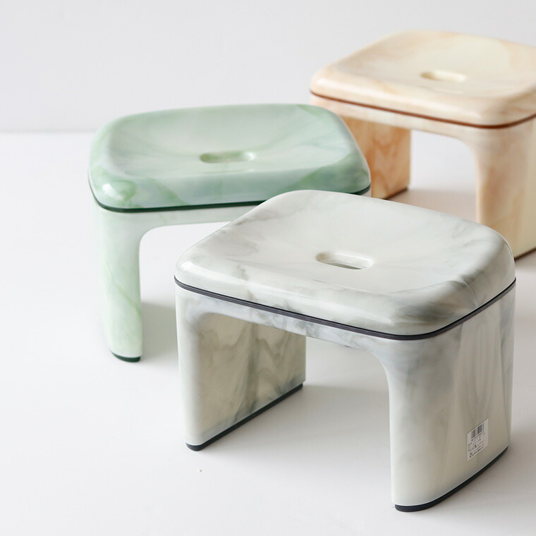 バスチェア「WaterLand(ウォーターランド)」風呂椅子角/LX