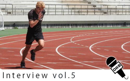 猿山選手インタビュー