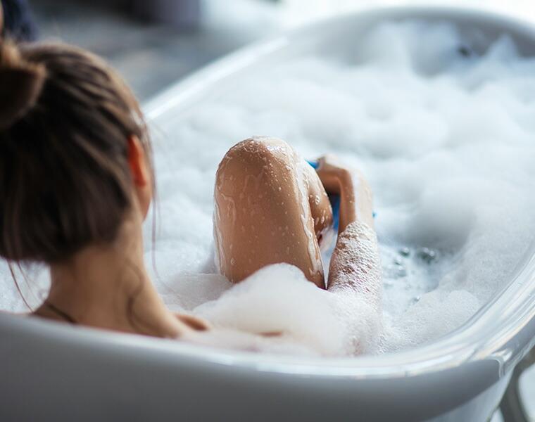 温冷交代浴