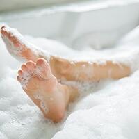 正しいお風呂の入り方