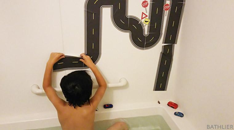 子どもが夢中になるお風呂のおもちゃ