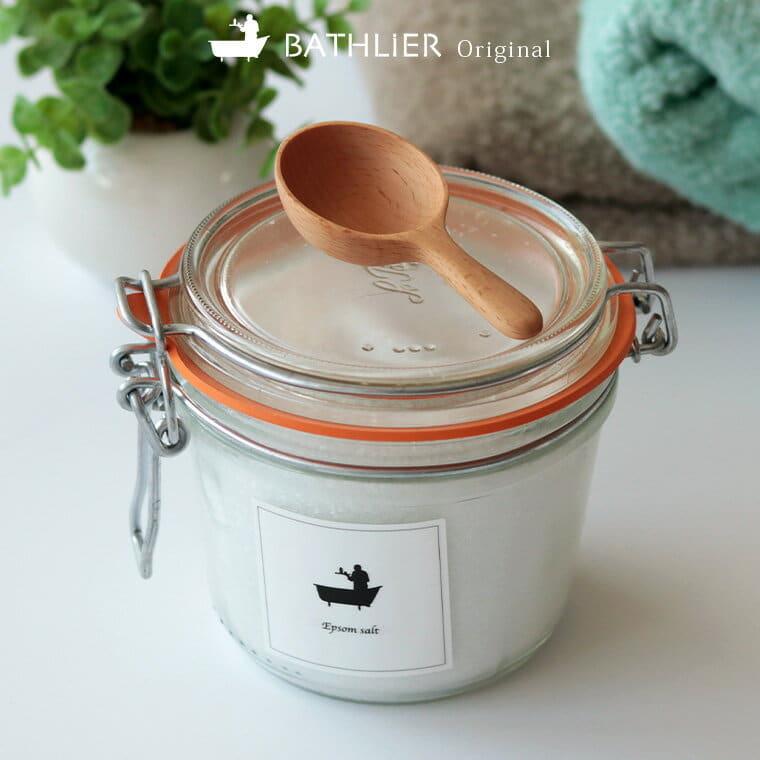 入浴剤 エプソムソルト/ジャータイプ[jar]