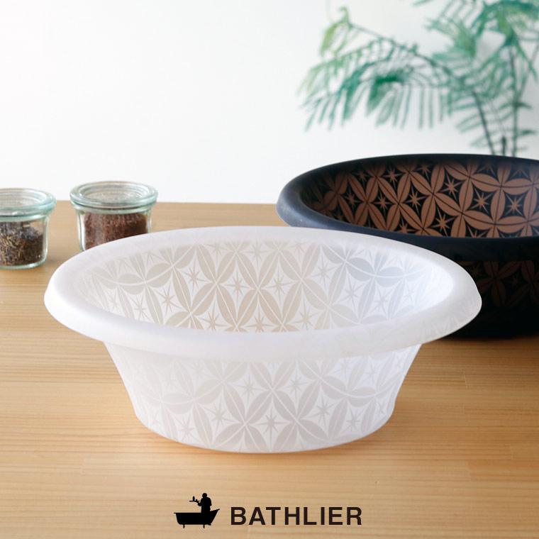 アクリル製 洗面器「SHIPPOU(七宝)マット」ウォッシュボール